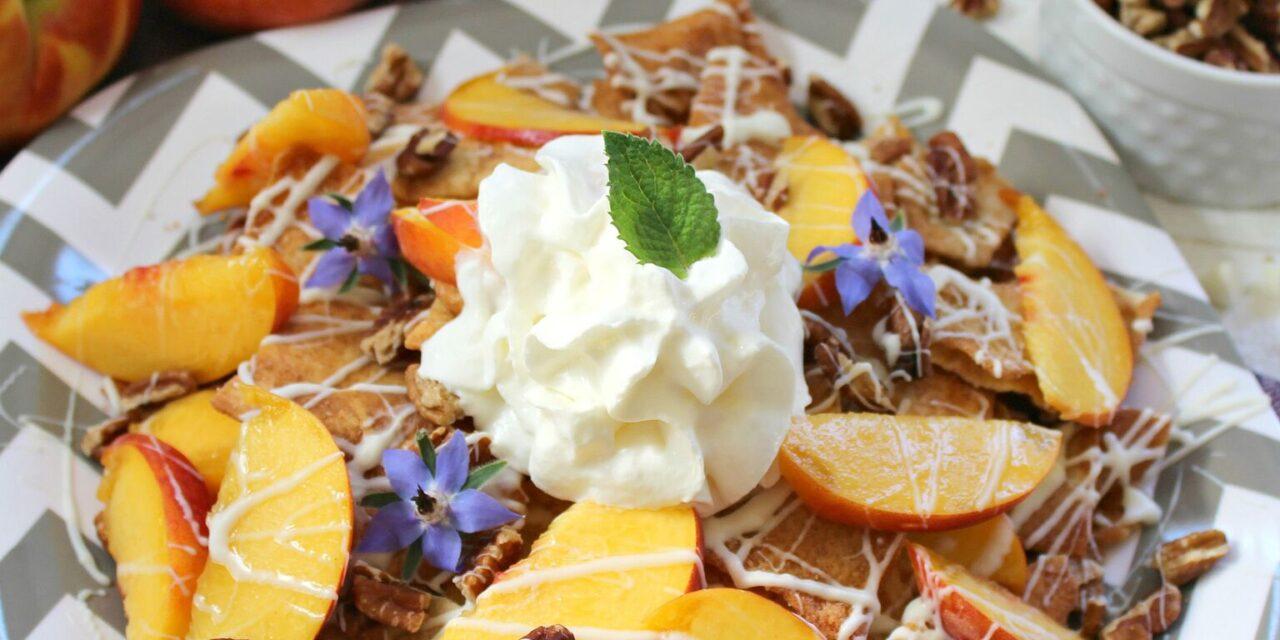 Fruity Dessert Nachos