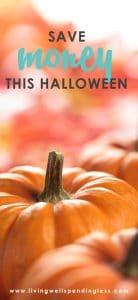 Halloween | Smart Money | Save Money | Budget | Costumes | Halloween Candy | Pumpkin Carving | Family Fun | Cheap Halloween Ideas