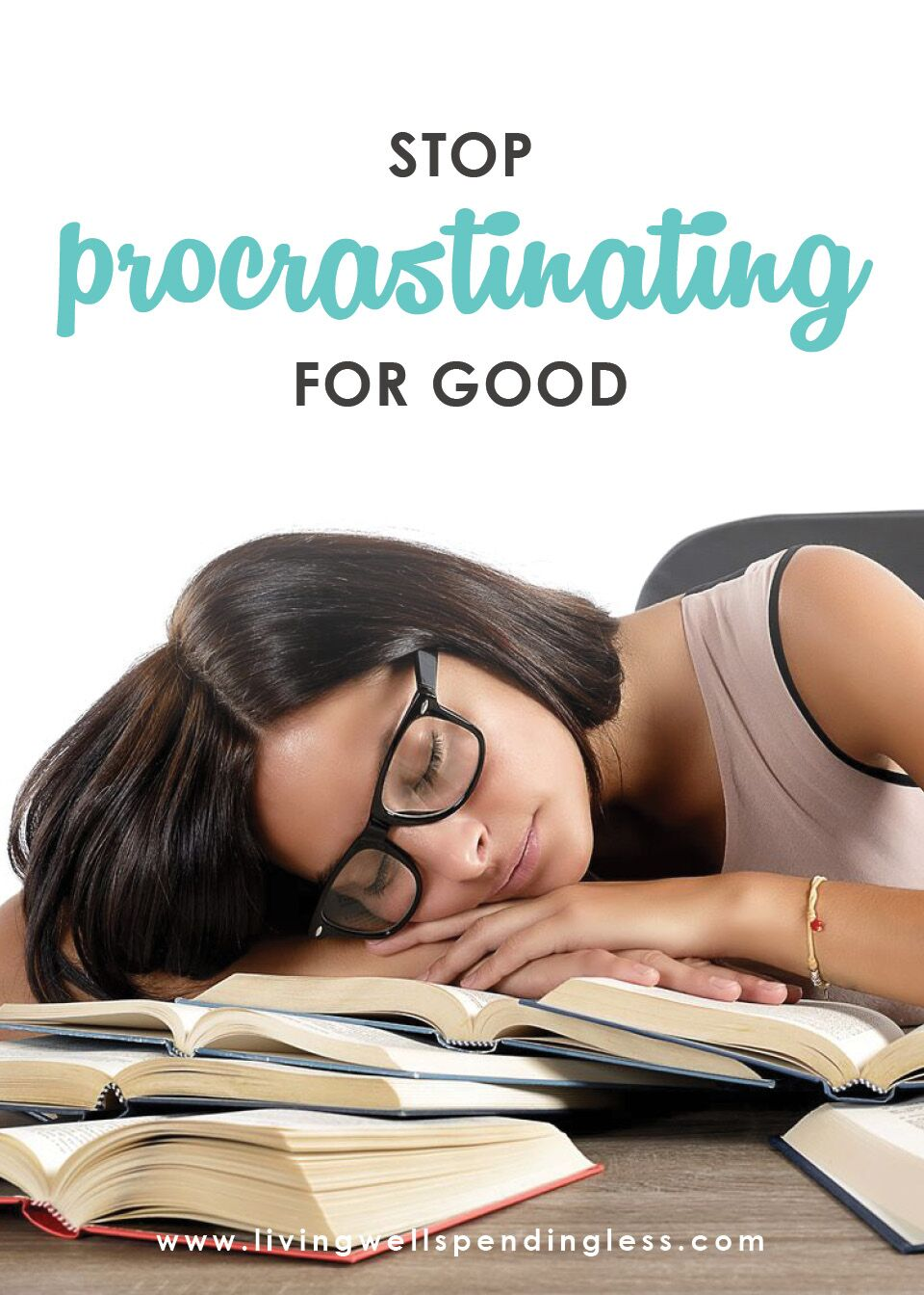 Stop Procrastinating for Good