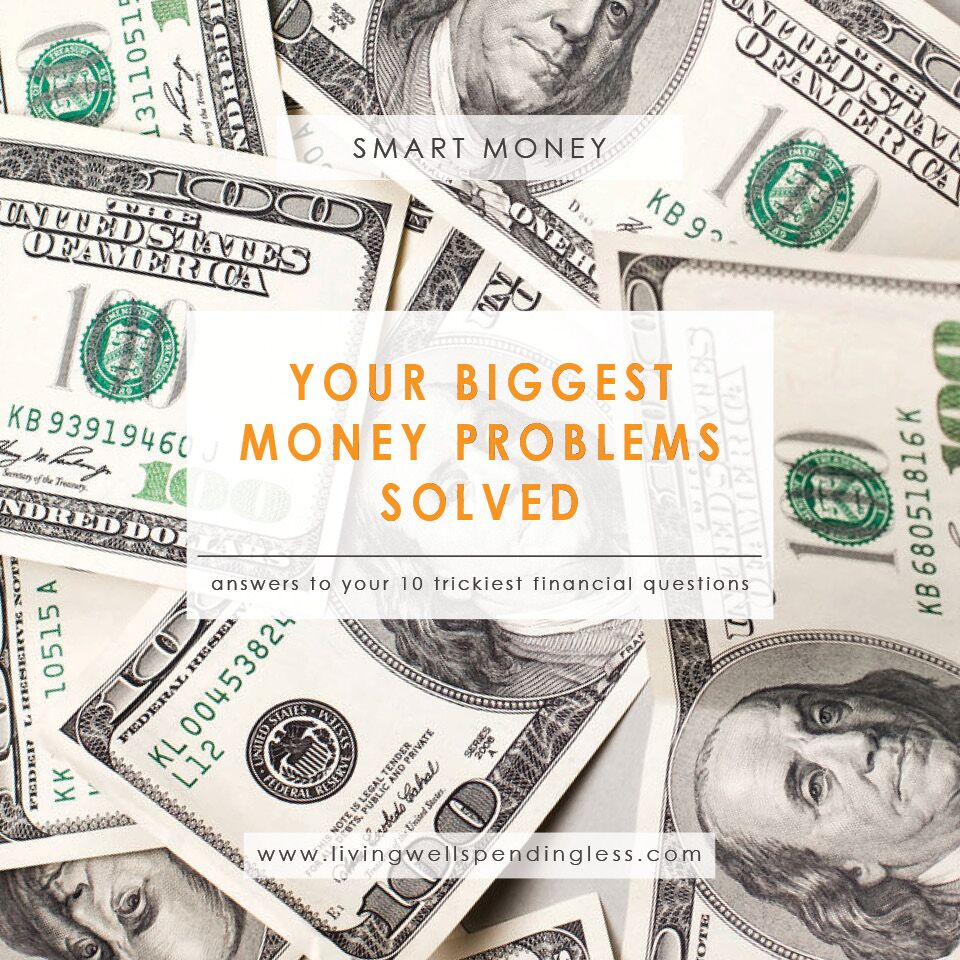 Financial Fears | Money Questions | Worried About Money | Smart Money | Readers Money Questions Solved