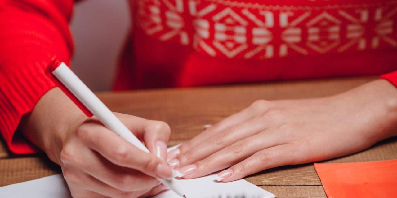 5 Steps to Stress-Free Christmas Cards