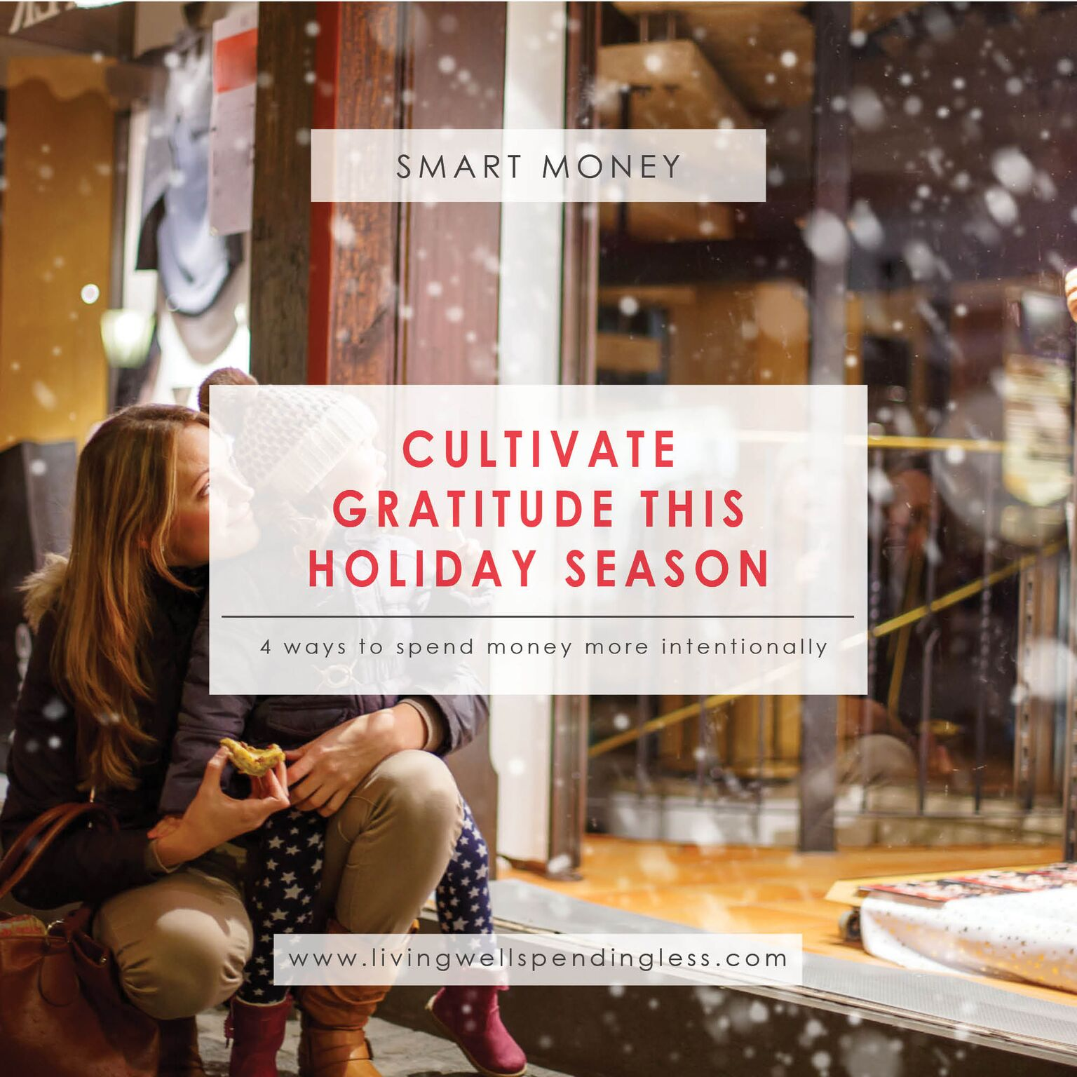 Gratitude | Holiday Money Management | Holiday Planning | Holiday Planner | Save Money This Christmas
