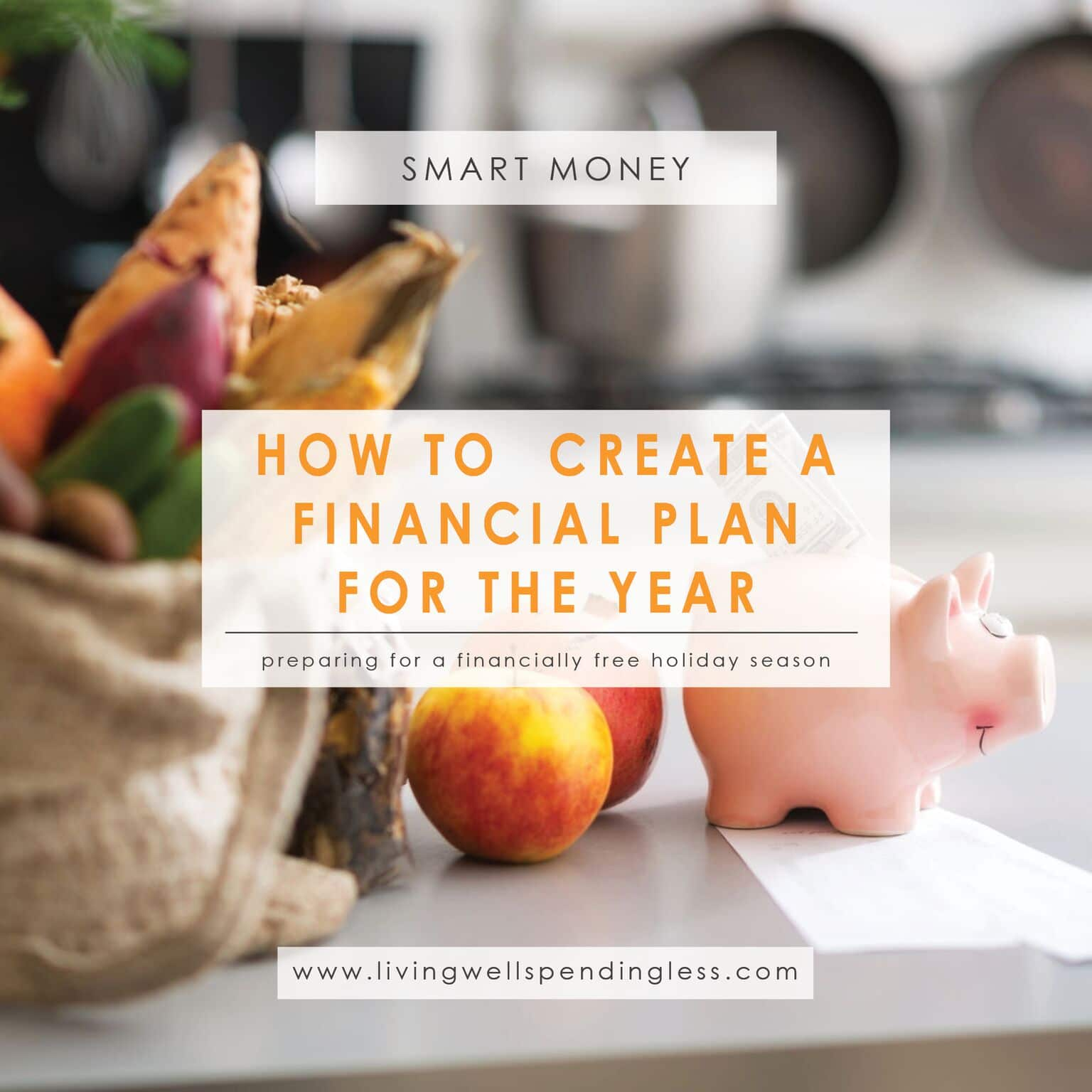 Smart Money Series | Financial Plan for October | Planning for Fall | October Savings