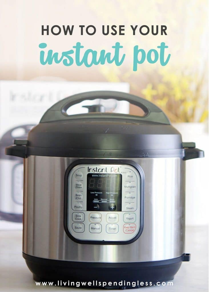 Are you dying to know how to use the Instant Pot? We're sharing what we love, what we don't, and how to best use the hottest kitchen tool around right now.