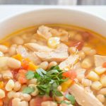Spicy Chicken and Bean Soup | Fall Dinner Recipes | Freezer Cooking | Food Made Simple | Soup Recipe | Instant Pot Recipe