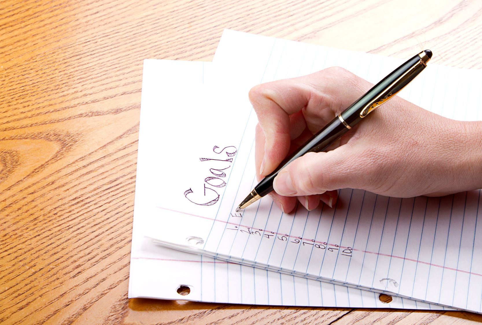 How to start an essay about your career goal
