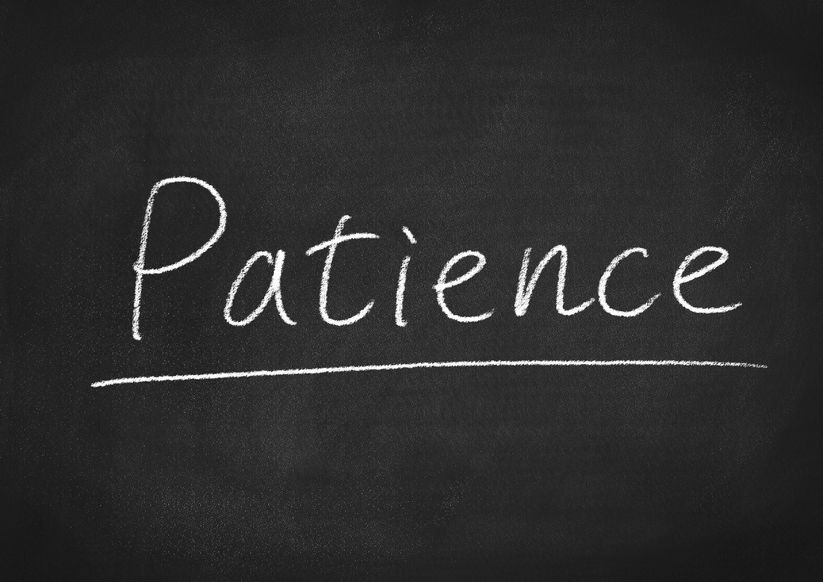 Teaching your kids the value of patience is an important part of parenting.