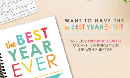 Make 2018 Your Best Year Ever (Free Mini Course)