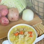Need a creative recipe for your winter vegetables? Nothing beats soup to warm up on a cool day. You get both with our Cream of Cabbage Soup that even the kids will enjoy.