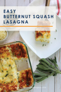 Craving comfort food that feels like fall? Our Butternut Squash Lasagna comes together fast with no-boil lasagna noodles and practically melts in your mouth with cheesy-deliciousness! It's a budget-friendly, all-in-one meal the whole family will love!