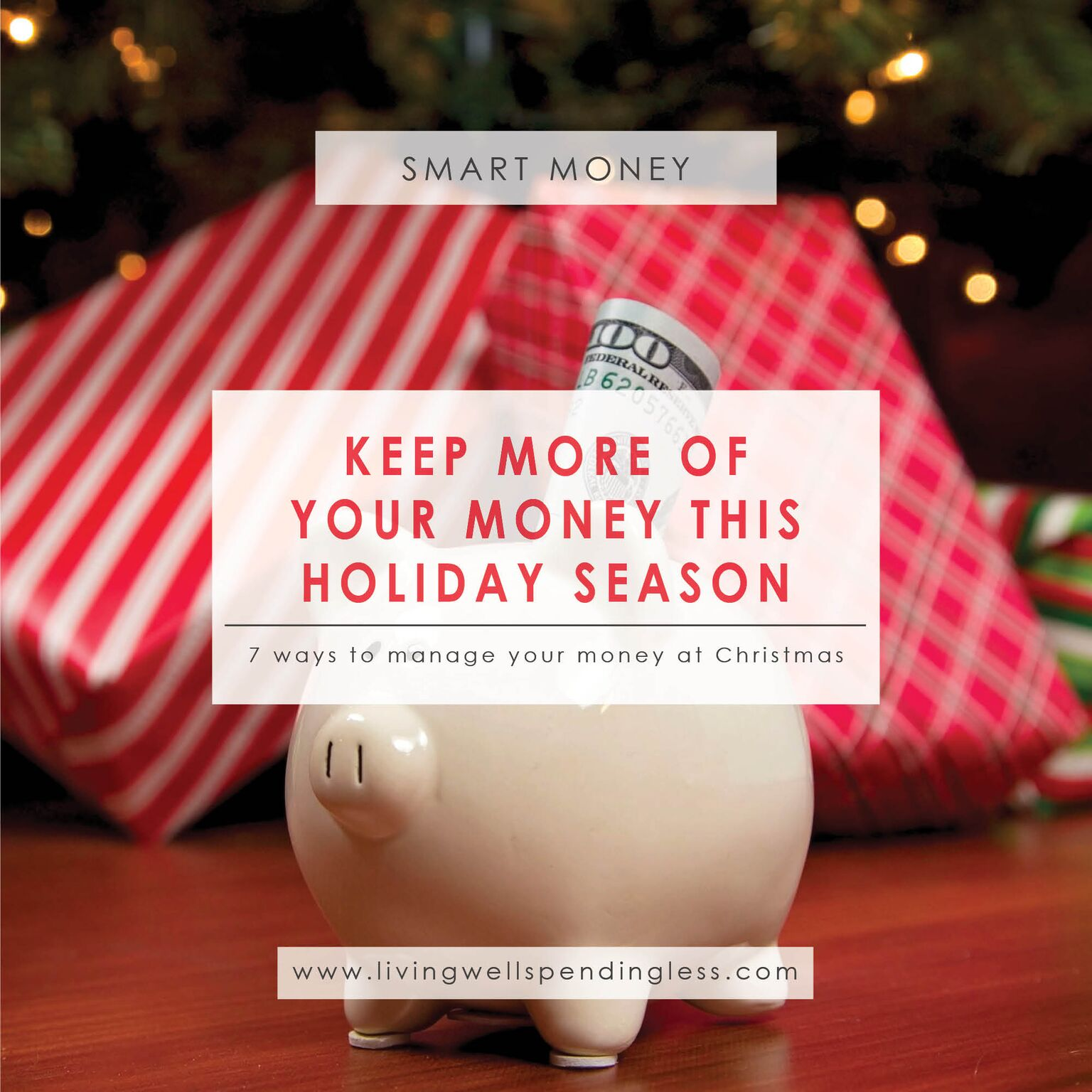 Keep More of Your Money This Holiday Season | 7 Ways to Manage ...