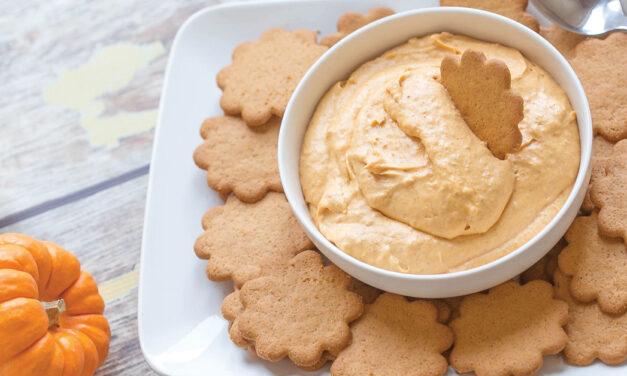 Easy Pumpkin Spice Cookie Dip
