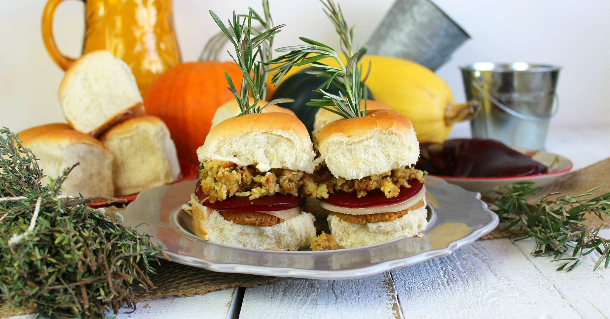 Thanksgiving Sliders
