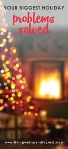 Holiday Party | Holiday Stress | Holiday Planning | Problem Solving | Family Christmas