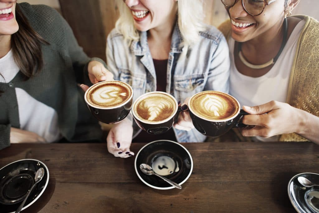 Drink more coffee, yes please. Feeling tired and exhausted all the time? Don't miss these simple tricks to help you boost your energy and feel more rested! #selfcare #relaxation #energy #momlife #tipsformoms