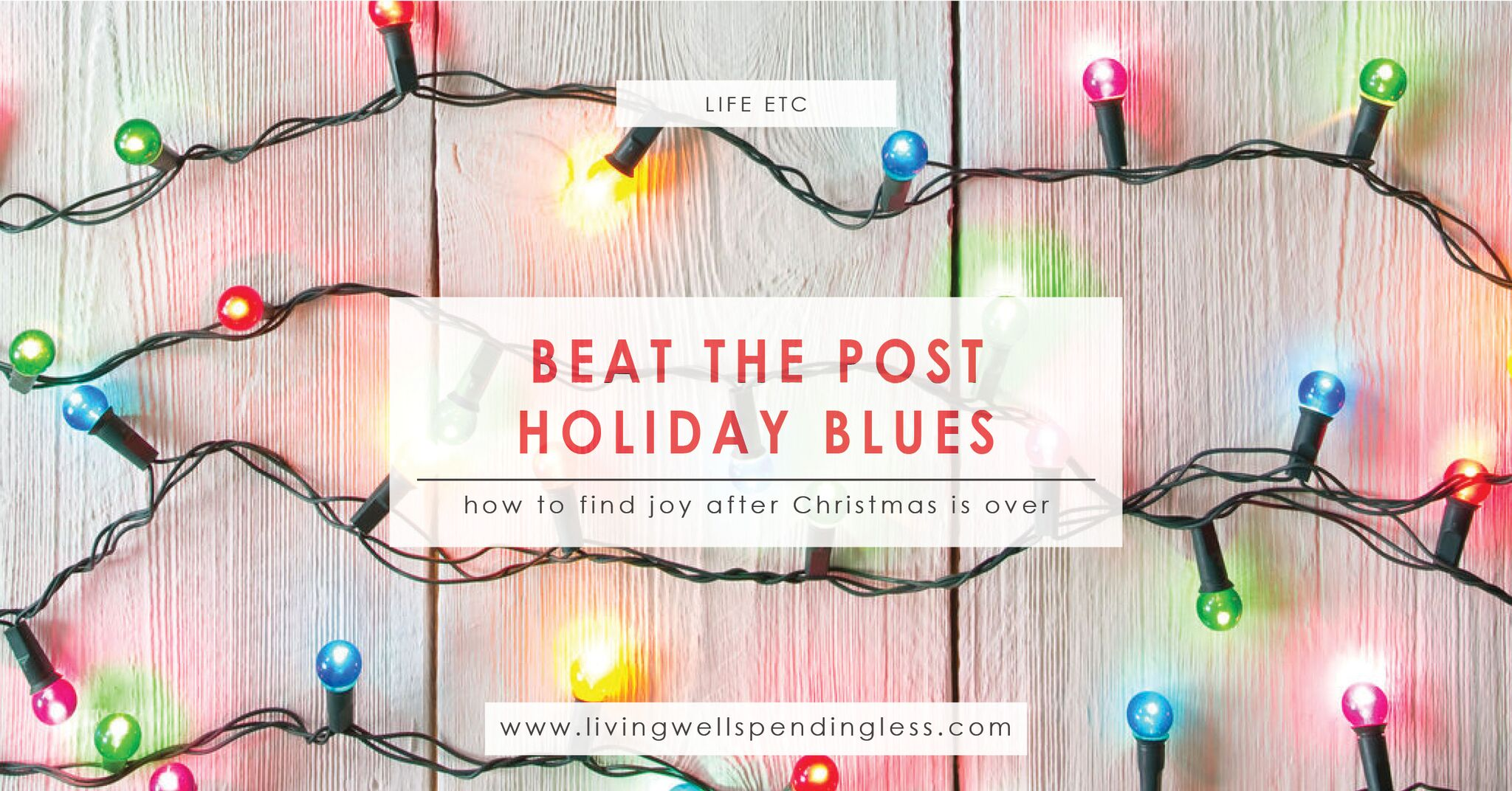 beat the post holiday blues5 ways to find joy after christmas - After Christmas Blues