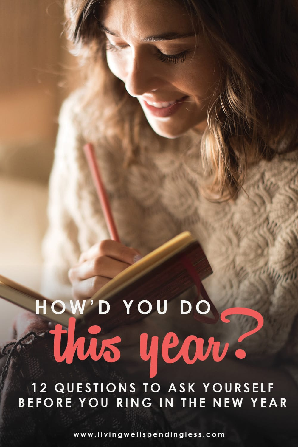 It's almost the close of another year....and another decade! So what did you learn in the last year? Before you move on to bigger and better things, reflecting on and reviewing your year is a smart way to get closure and perspective. Here are 12 questions to ask yourself before December 31st. #yearinreview #endofyear #reflecting #productivity #goalsetting #timemanagement