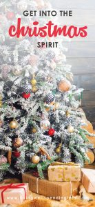 How to Get into the Christmas Spirit⎢Preparing for the Holiday Season with Less Stress⎢Holiday Planning⎢Gift Ideas⎢Joyful Holidays