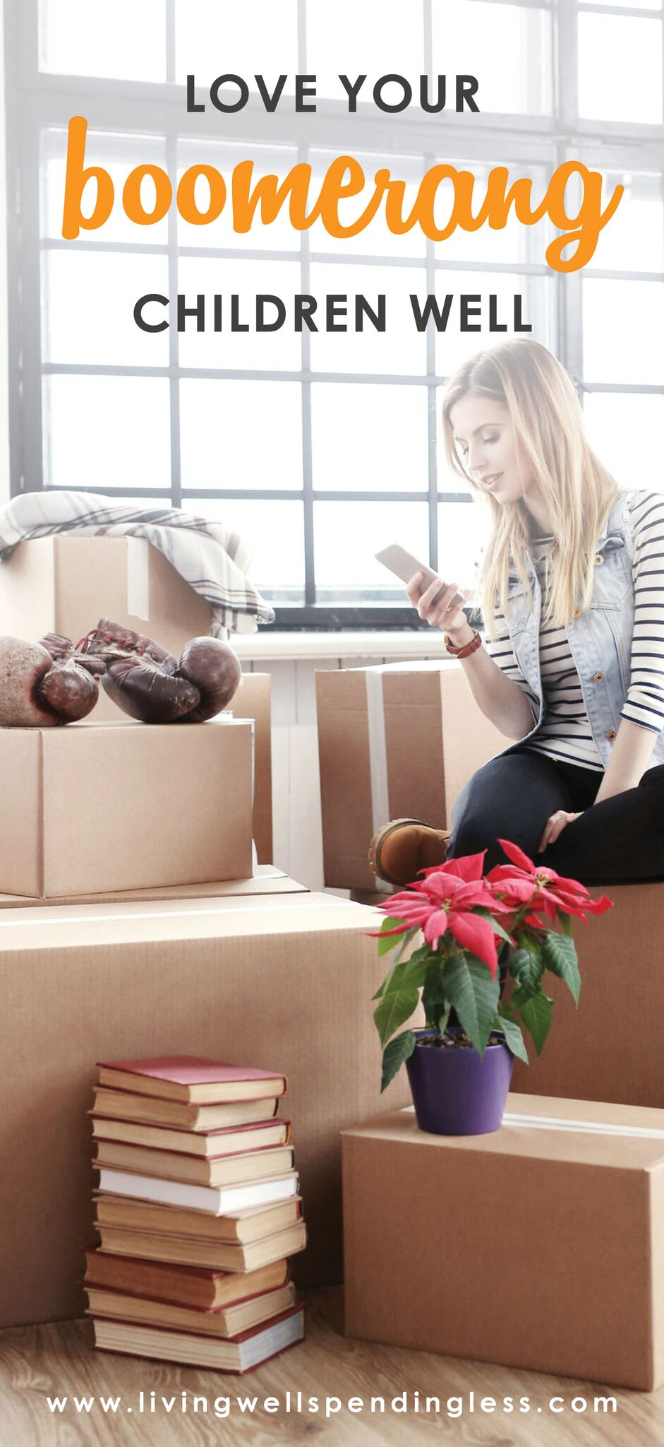 How to Deal When Your Kids Move Back Home