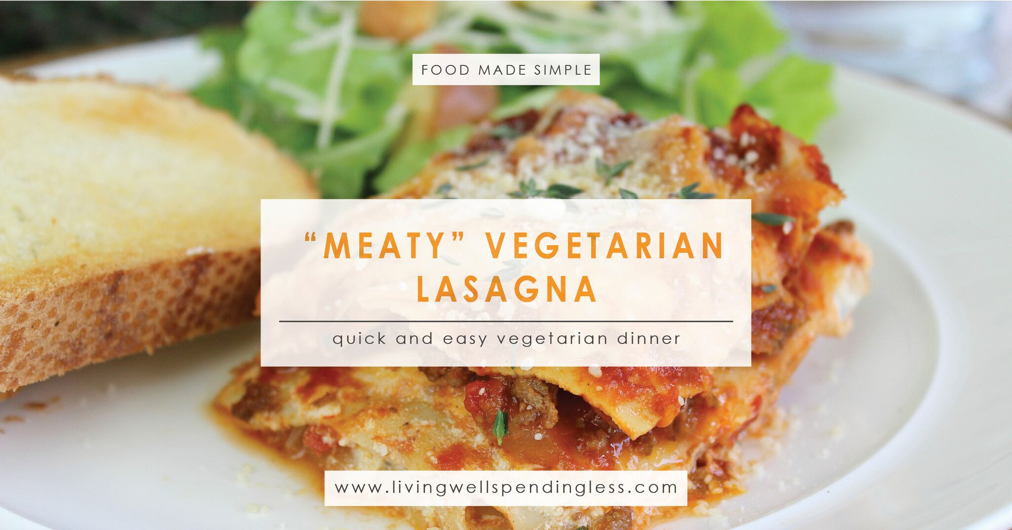 easy meaty vegetarian lasagna recipe quick easy vegetarian