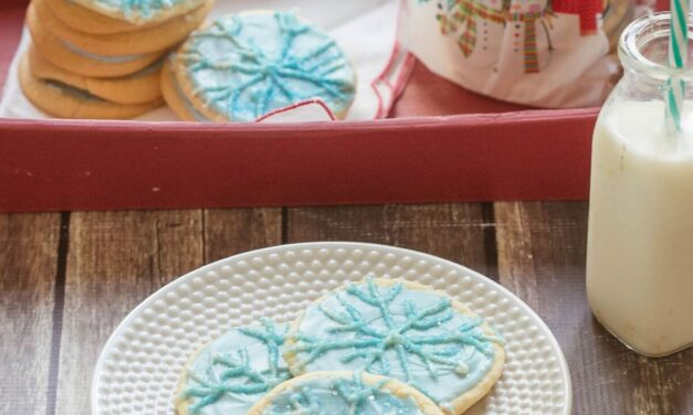 Semi-Homemade Holiday Cookies
