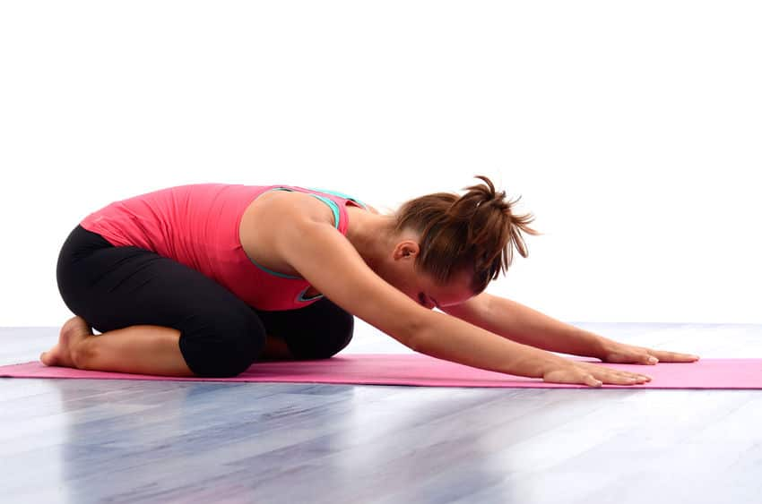 Managing your stress levels through yoga will improve your health.
