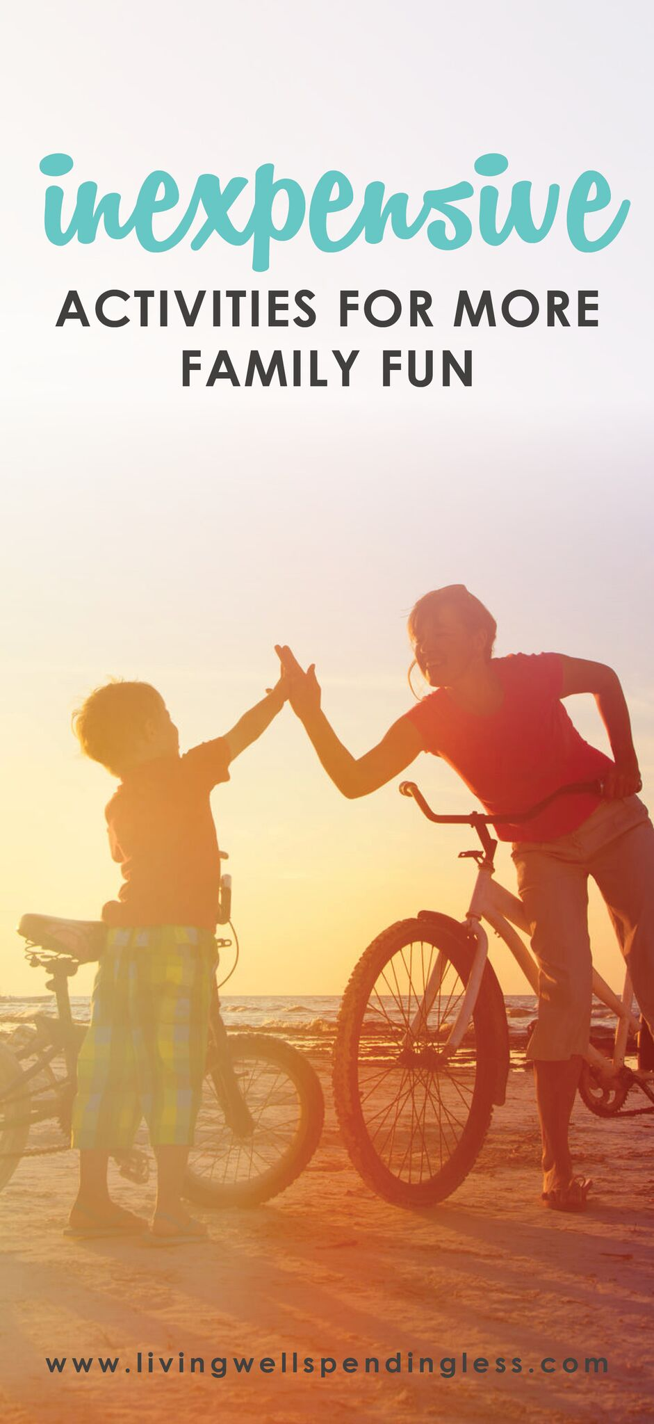 Inexpensive Activities for More Family Fun