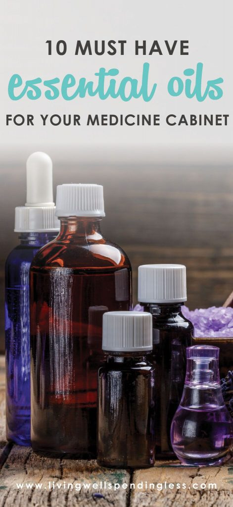 10 Must Have Essential Oils for Health⎢10 Must Have Essential Oils for Your Medicine Cabinet⎢Young Living⎢First Aid Kit⎢Natural Remedies⎢Health and Wellness
