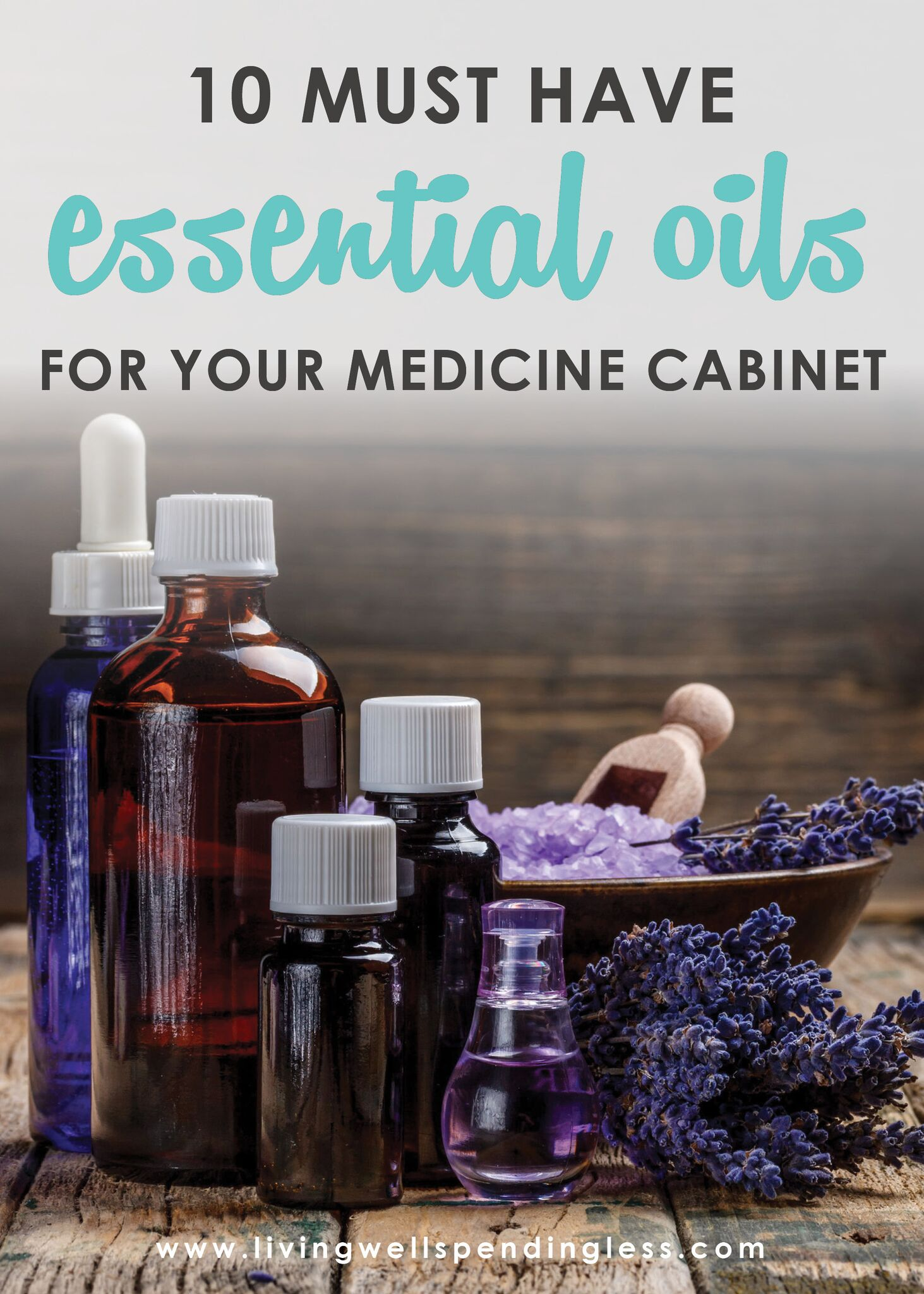 Looking for a natural remedy for your most common aches and pains? Essential oils can help, and we're sharing the 10 most useful ones for your health.