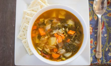 Quick and Easy Diet Soup