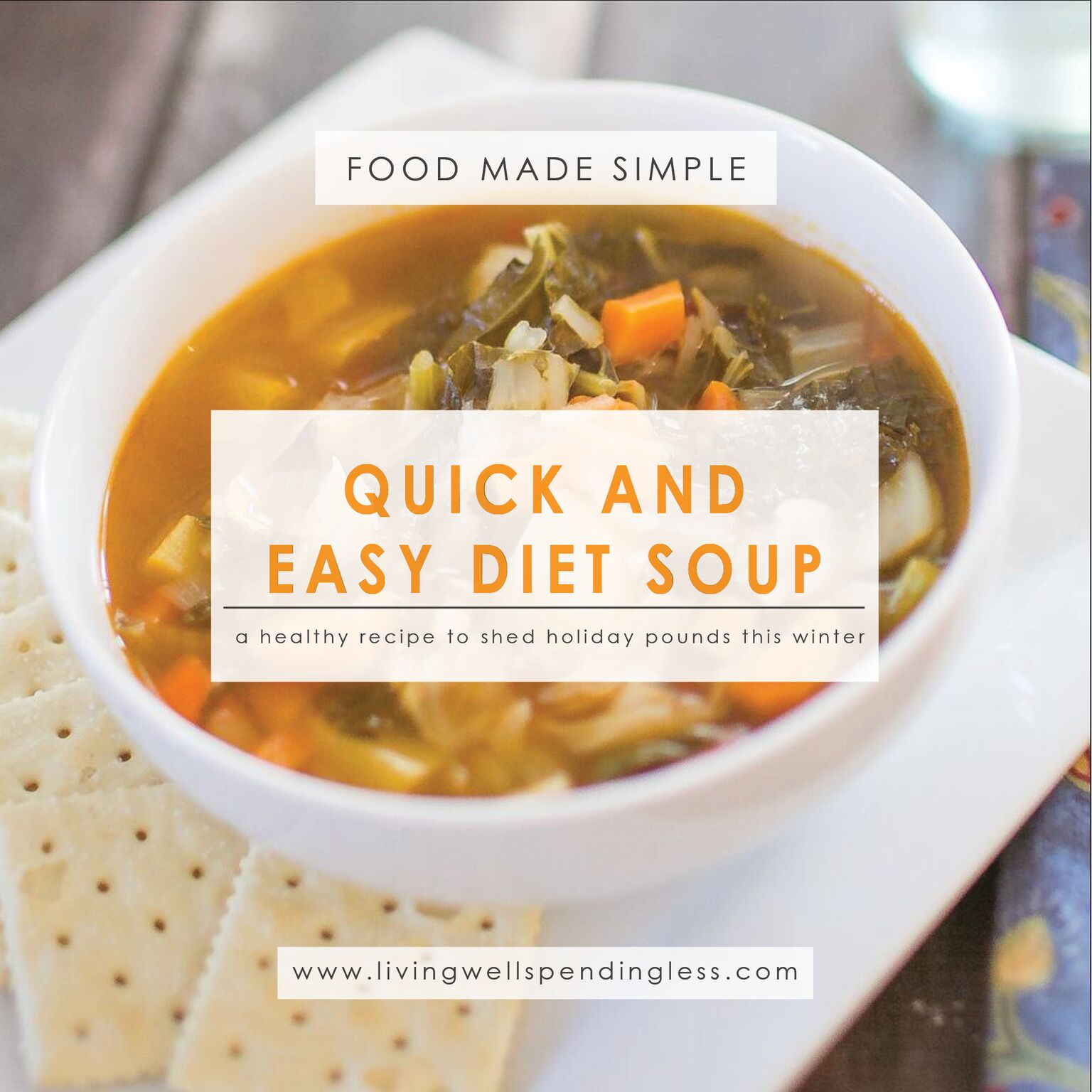 Quick and easy diet souphealthy recipe for weight loss winter diet soup recipe healthy winter soup slimming soups fat burning soups forumfinder Images