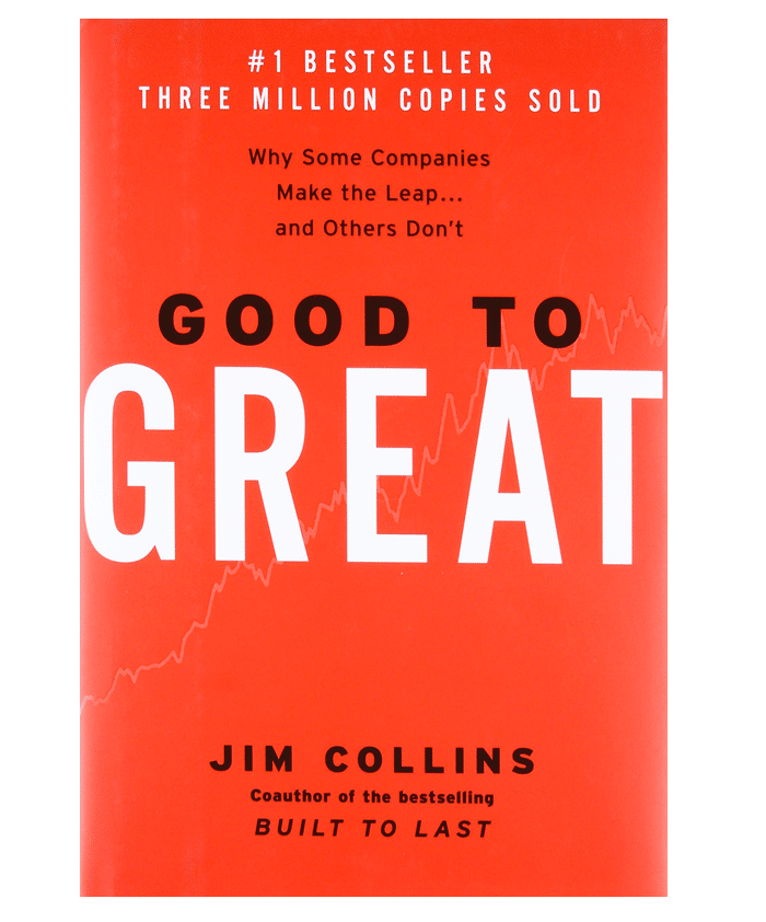 Good To Great by Jim Collins | 15 Awesome Valentine Gift Ideas Under $15