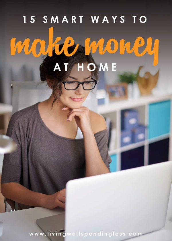 Whether you're looking to get paid for a passion project or just help pad your budget a little, starting a small business at home is a great way to do it. Today the possibilities are greater than ever before. Here are just 15 suggestions we put together to help you start a business without leaving home.