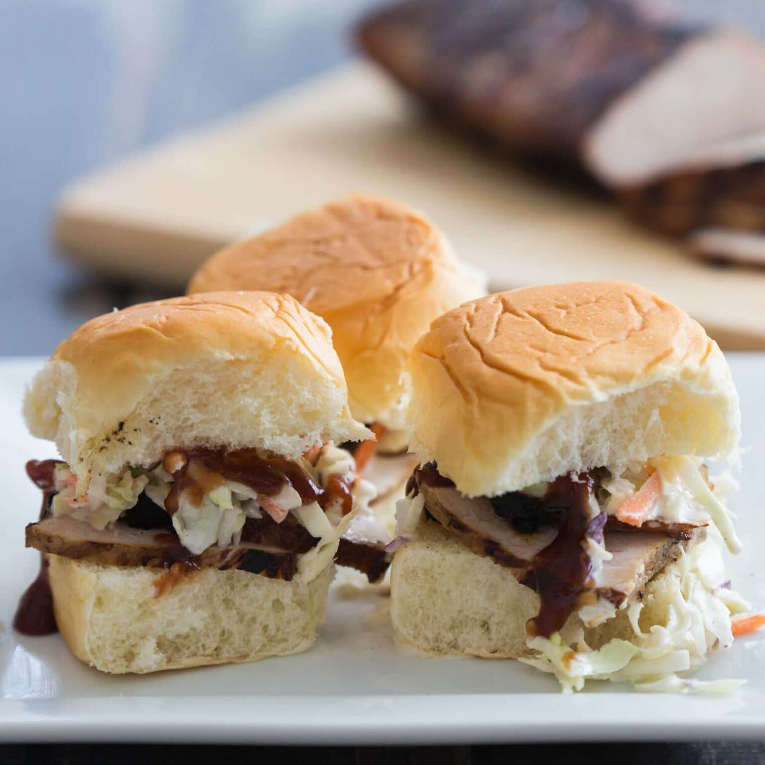 Pork Sliders with Slaw ⎢ Freezer Friendly Dinner Recipe ⎢ 10 Meals in an Hour ⎢ Food Made Simple ⎢ Family Dinner