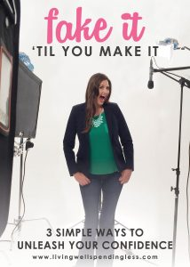Fake It Til You Make It | Unleash Your Confidence ⎢ 3 Tips to Beat Insecurity Every Time ⎢ Power Pose ⎢ Depression ⎢ Introvert ⎢ Boost Your Confidence
