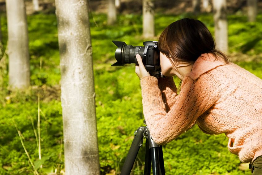 Learning something new in a course like photography is key to aging gracefully.