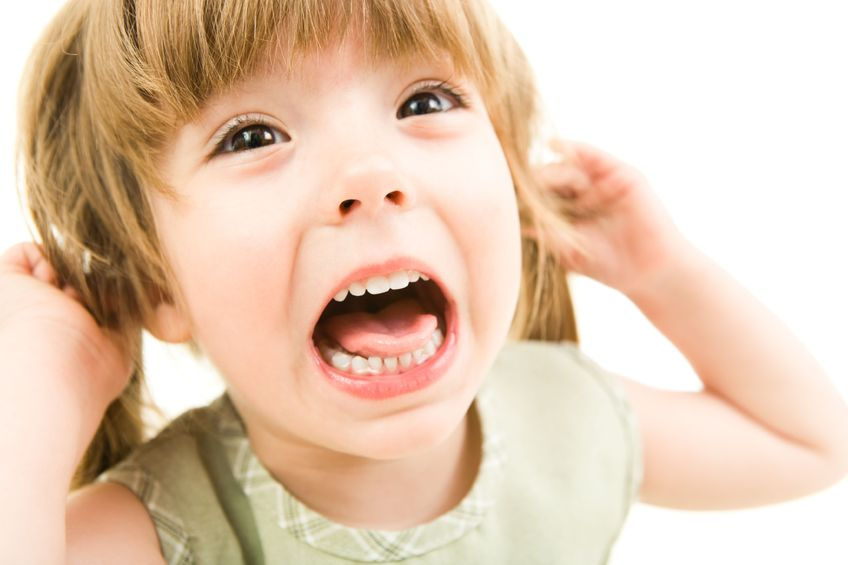 Helicopter parents tend to get offended when kids get upset and throw tantrums.