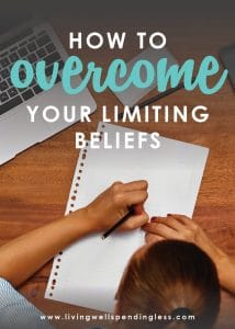 The one thing that holds us back | How to reach our full potential | How to overcome limiting beliefs