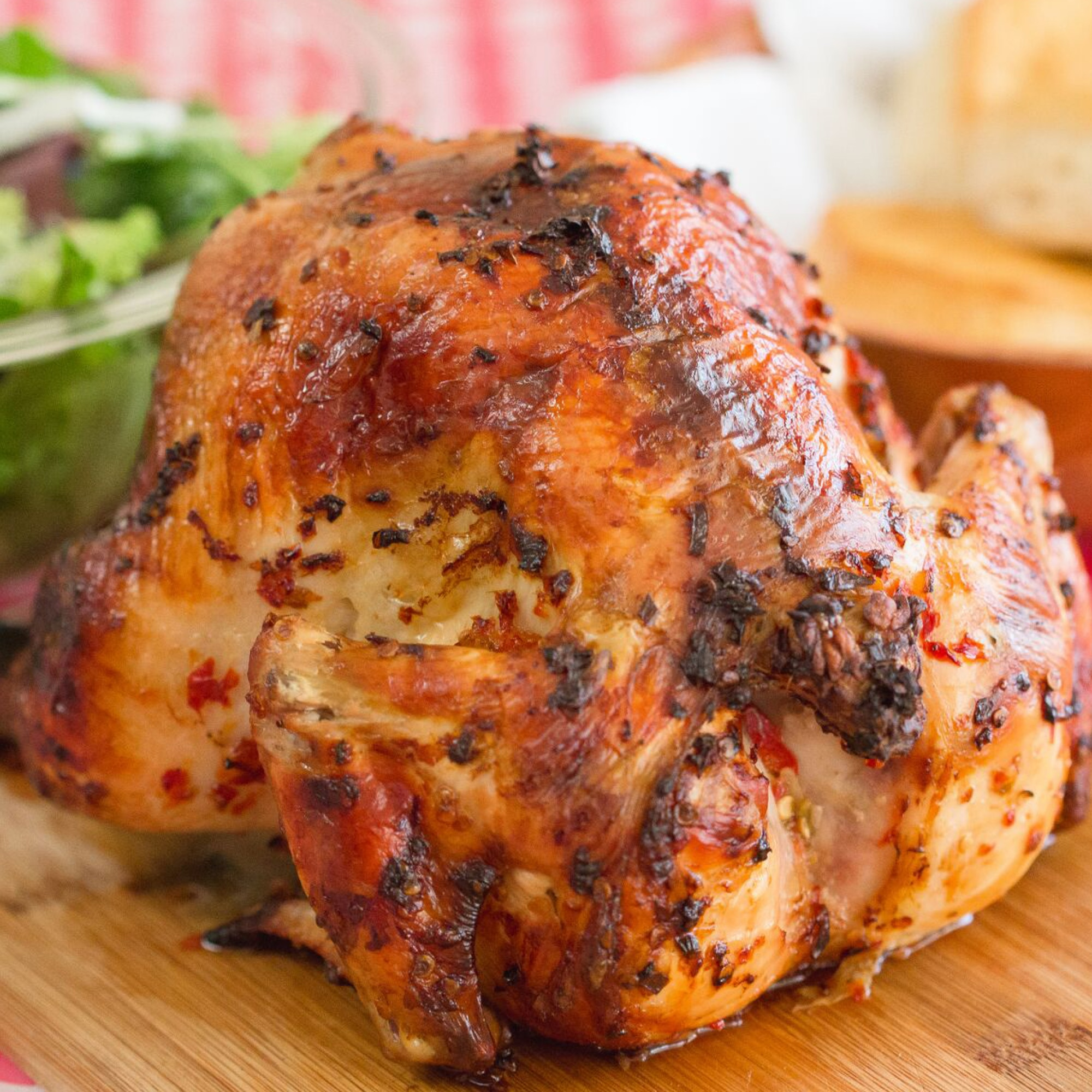 Stuck in a dinner rut and looking for something new and creative? While Beer Can Chicken is nothing new, this recipe uses a secret and creative ingredient...you'll never guess what it is!