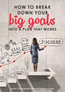 Feeling overwhelmed with everything there is to do, all the time? Ruth shares some super practical tips for how to break down your biggest goals into a working action plan that actually helps you to get things done and gets you to where you want to go.