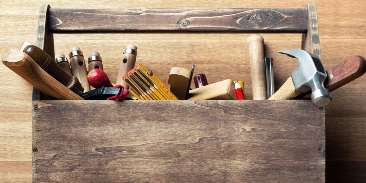 How to Put the Right Tools in Your Tool Box