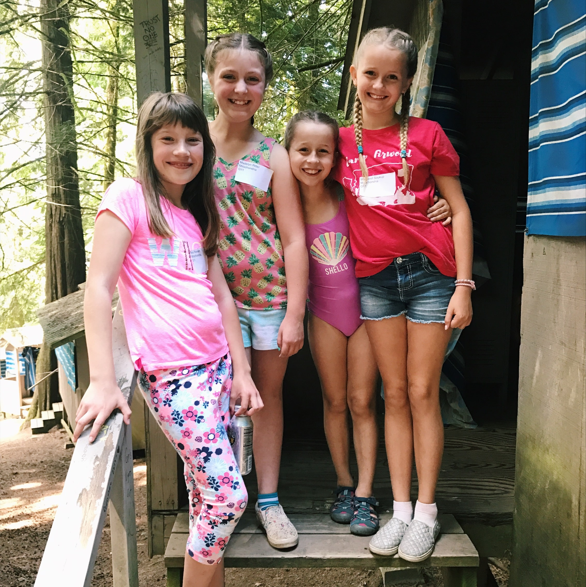 Summer camp is a great way for your kids to build valuable friendships