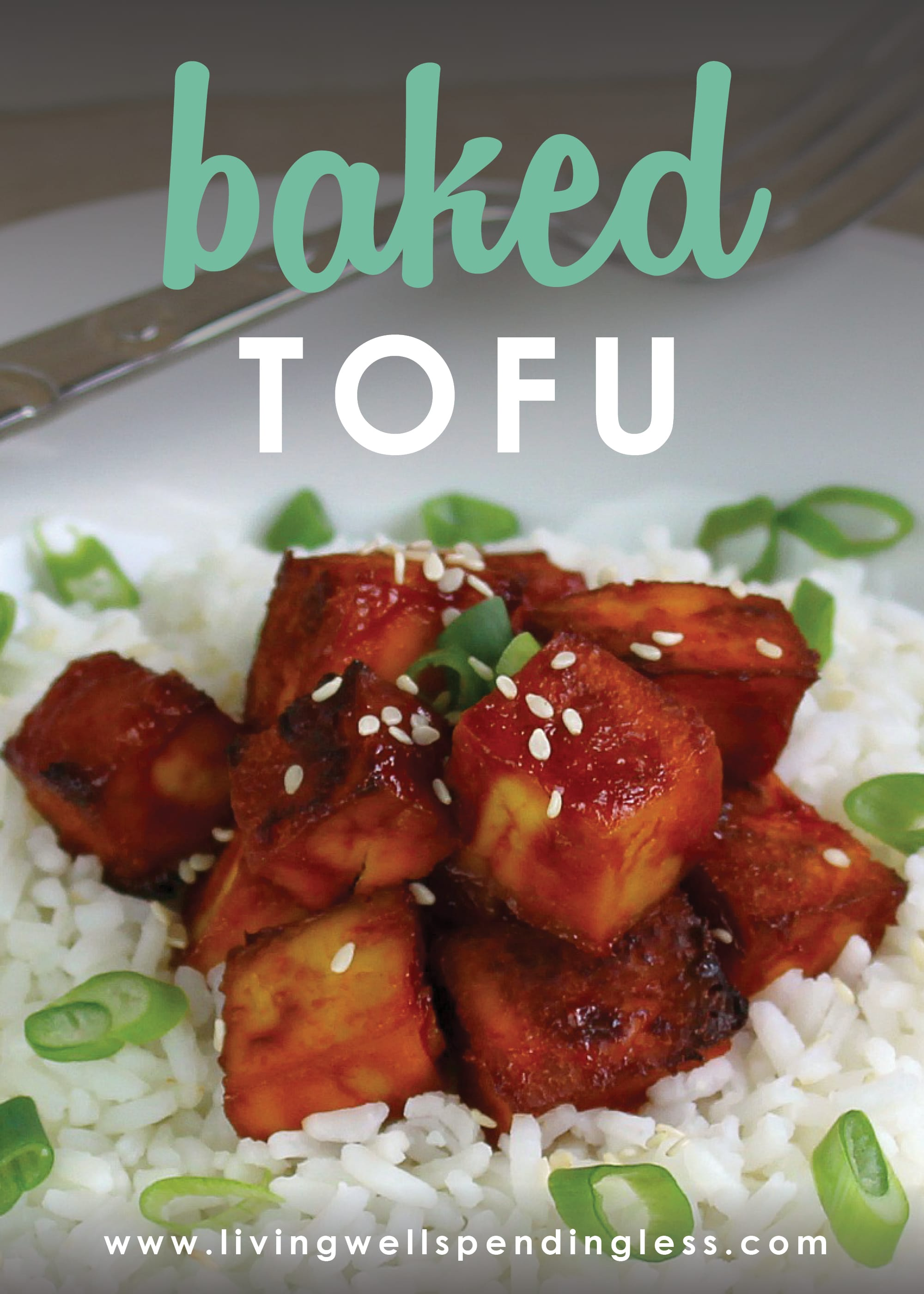 Baked Tofu made easy!