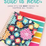 During our first ever Semi-Annual Sale, get our Living Well Planner® for only $39 (the lowest price of the year!). Planners are going fast and quantities are limited! #bestplannerever #livingwellplanner