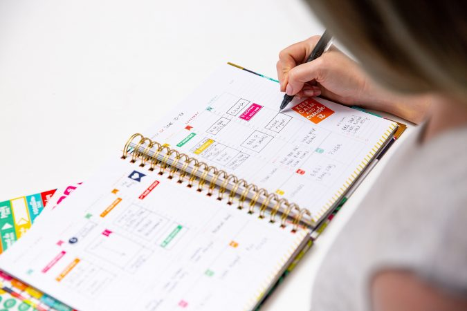 Shop our Semi-annual sale to get the best price of the year on the Living Well Planner.