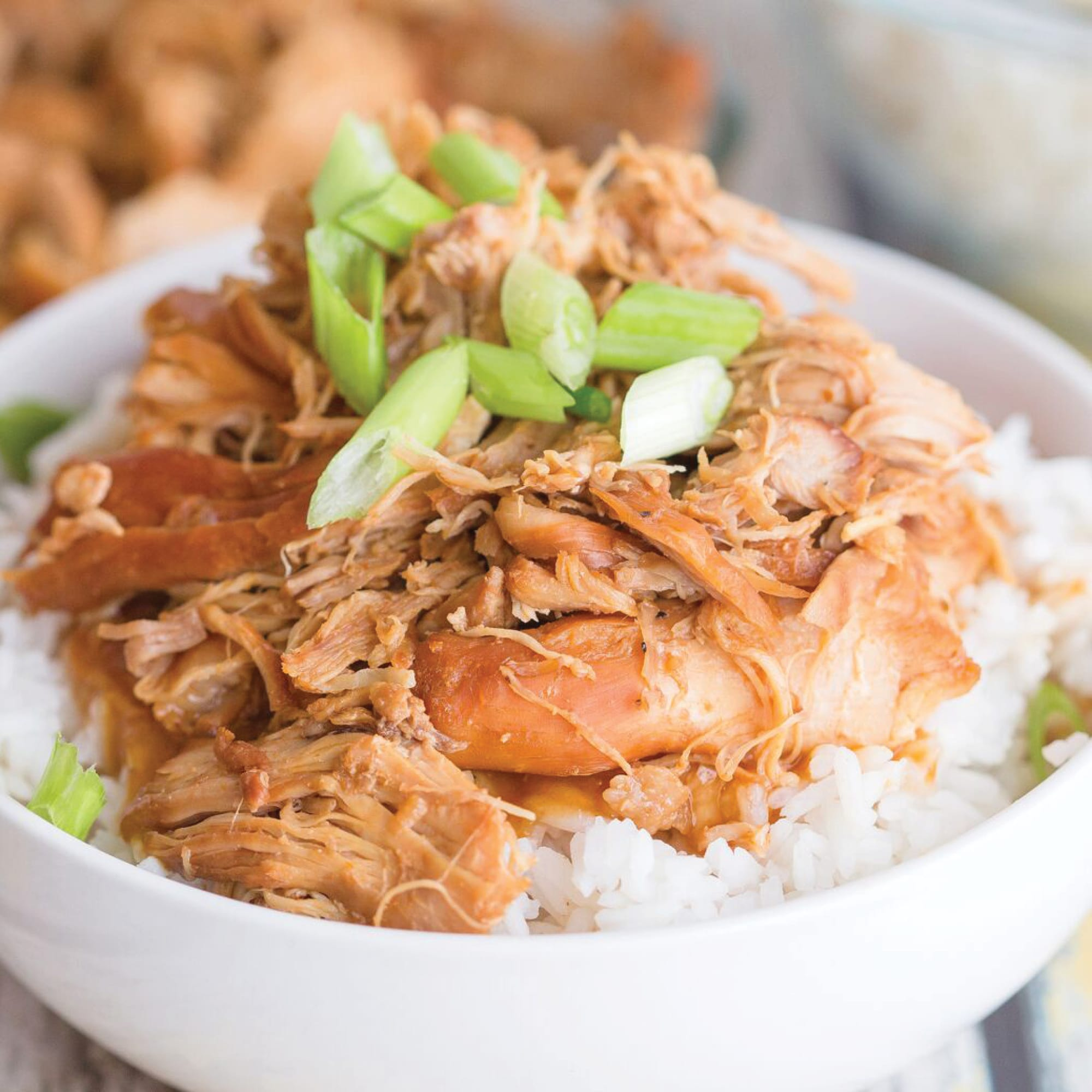 Smokey Maple Chicken | Perfect grilled or cooked in the Instant Pot or Crock pot