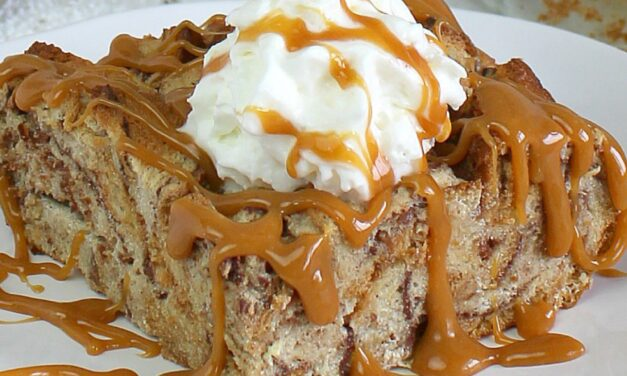 The Best Bread Pudding Ever