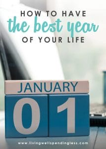 How do you make this coming year the best one yet? The key to creating your best year ever is taking some time to set yourself up for success. In this episode of the Do It Scared podcast, Ruth shares 5 steps you can take right now to have the best year of your life! #doitscared #bestyearever #loveyourlife