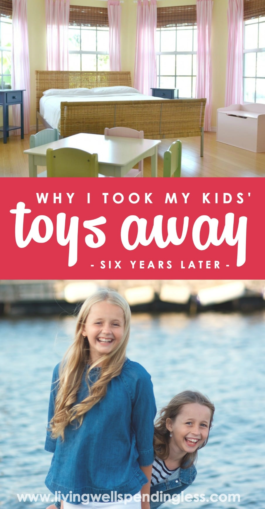 Ever wonder what happened to the kids whose mom ignited a firestorm when she took all their toys away?  Six years later, this follow-up post addresses all the questions brought up by that still very controversial post.   A must read!