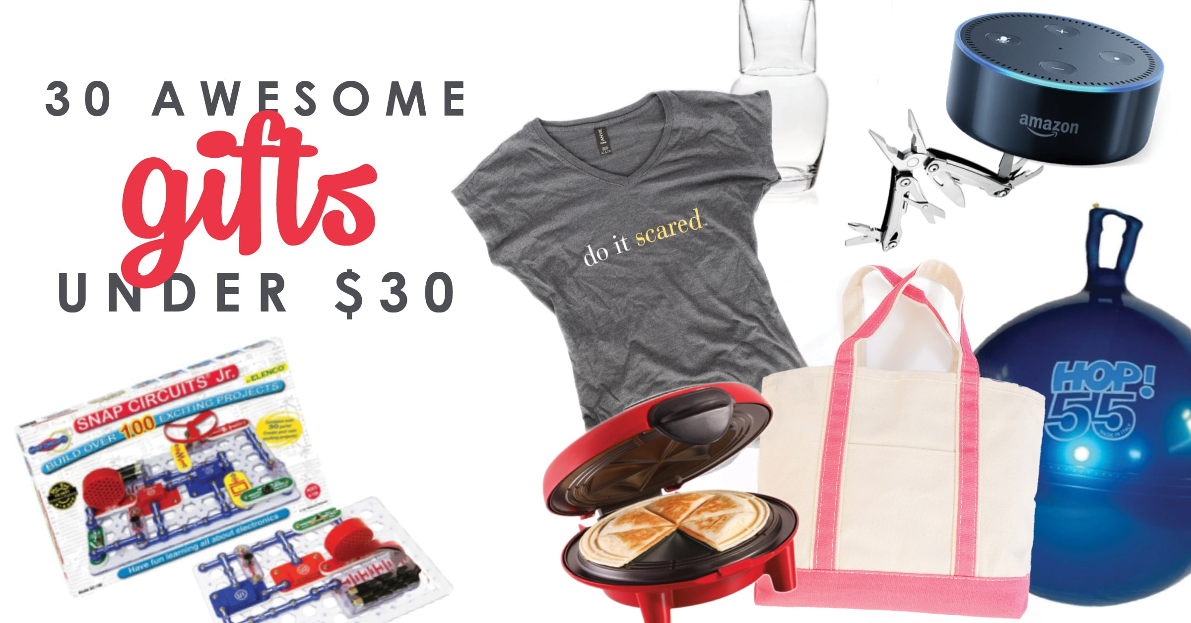 30 Awesome Gifts Under 30 Best Christmas Gifts Under 30